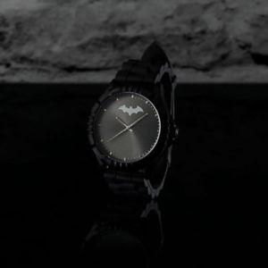 【送料無料】腕時計 ウォッチコミックバットマンロゴシンボルボーイズメンズ icial dc comics batman logo symbol boys mens wrist watch wristwatch