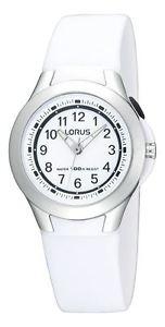 【送料無料】腕時計 ウォッチキッズレディーススポーツメートルストラップホワイトウォッチlorus kidsladies white sports watch 100m with white strap r2309fx9