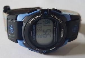 【送料無料】腕時計 ウォッチスポーツウォッチtimex expedition children indiglo sport watch