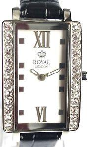 【送料無料】腕時計 ウォッチロイヤルロンドンレディースレザーブレスレットroyal london ladies leather bracelet watch