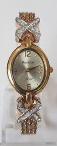 【送料無料】腕時計 ウォッチトロンレディースブレスレットウォッチ#armitron ladies039; bracelet watch y121e