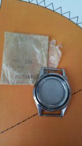 【送料無料】腕時計 ウォッチカサcassa orologio mov eta 925 acciaio nos 36mm
