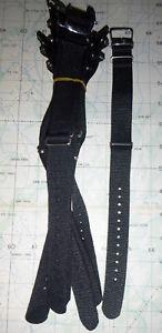 【送料無料】腕時計 ウォッチストラップウォッチストラップヘビーデューティナイロン