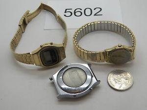 【送料無料】腕時計 ウォッチビンテージロットウォッチvintage watch mixed lot assorted watches 5602
