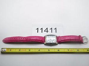 【送料無料】腕時計 ウォッチビンテージレディースクォーツvintage watch ladies quartz runs good 11411