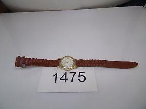 【送料無料】腕時計 ウォッチビンテージジュエリーウオッチゴールドトーンvintage jewelry watch eternity gold tone womens quartz 1475