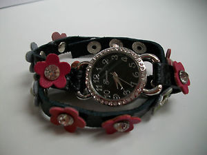 【送料無料】腕時計 ウォッチジュネーブブラックマルチクリスタルベゼルファッション