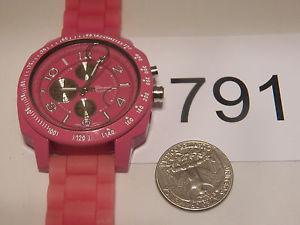 【送料無料】腕時計 ウォッチヴィンテージレディースジュネーブプラチナピンクvintage watch ladies geneva platinum pink runs great 791