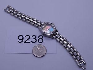 【送料無料】腕時計 ウォッチヴィンテージレディースvintage watch ladies vivani quartz runs great 9238