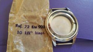 【送料無料】腕時計 ウォッチカサリアヴィンテージcassa mov eta 900 10 12 fondello acciaio nos vintage watch