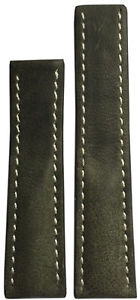 【送料無料】腕時計 ウォッチリオスオリーブワイドヴィンテージウォッチストラップ24x20 rios1931 for panatime olive vintage watch strap for breitling deploy