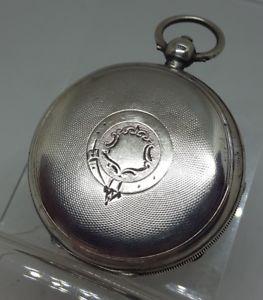 【送料無料】腕時計 ウォッチアンティークソリッドシルバーケース