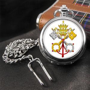 【送料無料】腕時計 ウォッチバチカンローマポケットウォッチ