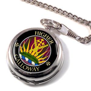 【送料無料】腕時計 ウォッチギャロウェイスコットランドポケットウォッチ