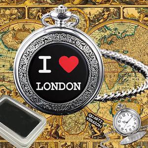 【送料無料】腕時計 ウォッチ#ロンドン#;ポケットウォッチ