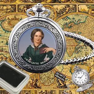 【送料無料】腕時計 ウォッチシャーロットイギリスポケットウォッチ