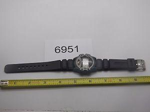 【送料無料】腕時計 ウォッチビンテージメンズデジタルvintage watch mens digital runs good 6951