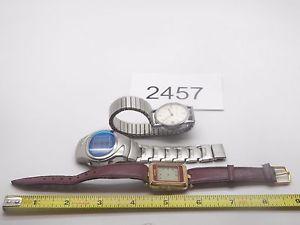 【送料無料】腕時計 ウォッチビンテージvintage watch mixed broken lot watches 2457