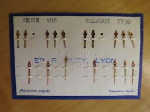 【送料無料】腕時計 ウォッチヴィーナスaiguilles venus 188 valjoux 7730