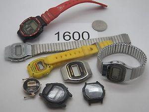 【送料無料】腕時計 ウォッチヴィンテージvintage jewelry mixed broken lot watches 1600