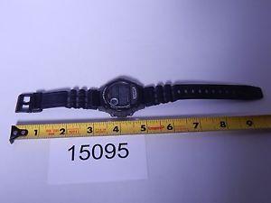 【送料無料】腕時計 ウォッチビンテージメンズデジタルvintage watch mens digital runs good 15095