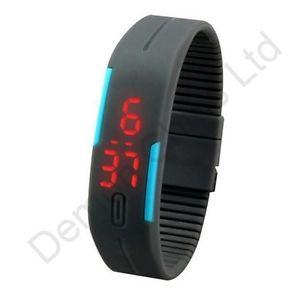 【送料無料】腕時計 ウォッチスリムカラフルタッチデジタルシリコンスポーツslim wrist watch colourful touch operated led digital silicone sports men kids