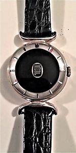腕時計 ウォッチビンテージレトロケースwomans vintage retro mystery wristwatch  25mm case