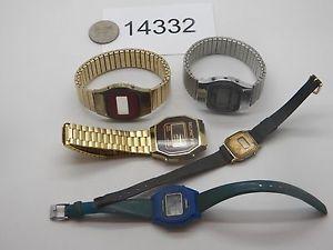 【送料無料】腕時計 ウォッチビンテージウォッチvintage watch mixed broken lot watches 14332