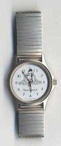 【送料無料】腕時計 ウォッチブレスレットhorlogerie droopy montre, tex avery droopy bracelet mtal