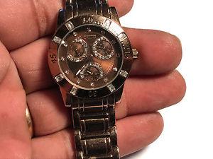 【送料無料】腕時計 ウォッチレディースブラウンアナログウォッチnice ladies brown relic zr15670 analog watch