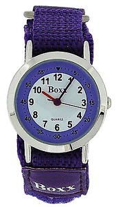 【送料無料】腕時計 ウォッチプレゼントアナログboxx childrens girls boys analogue easy fasten watch birthday gift for kids