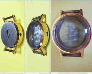【送料無料】腕時計 ウォッチカサリファレンスケースヴィンテージマニュアルcassa longines ref 7022 9 413 case watch 18,5 parts for movement manual vintage
