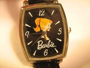 【送料無料】腕時計 ウォッチ#エイボンバービーアナログ*working* women039;s wristwatch avon barbie analog [h5b3]