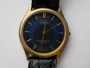 【送料無料】腕時計 ウォッチビンテージvintage avia quartz wristwatch in good working order, keeps accurate time