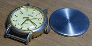 【送料無料】腕時計 ウォッチクラシックビンテージチャインvintage montre classic zln 17j antimagnetic mouvement chine mcanique