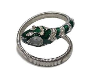 【送料無料】腕時計 ウォッチモーダウォッチファッションダックdonna orologio woman watch bracciale acciaio moda fashion polso serpente lac