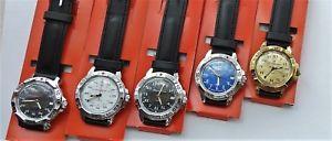 【送料無料】腕時計 ウォッチヴォストークロシアスポーツウォッチvostok komandirskie russian militaryamp; sport watch
