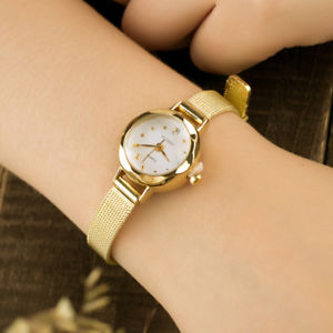 【送料無料】腕時計 ウォッチブレスレットウォッチシンプルカジュアルレディースsimple casual ladies wrist watches for women bracelet watch reloj mujer small ro