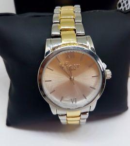 【送料無料】腕時計 ウォッチセールブレスレットゴールドサイズ24h lypsy women bracelet watch slvrgold one size