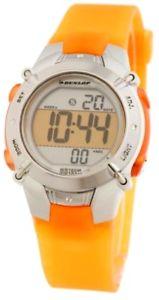 【送料無料】腕時計 ウォッチダンロップデジタルクォーツオレンジウォッチdunlop digital quartz watch orange dun100l08