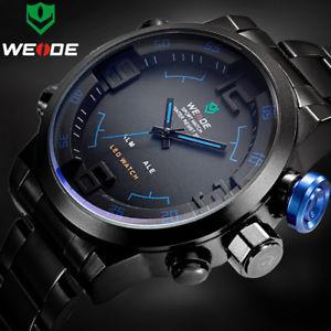 【送料無料】腕時計 ウォッチトップフルスチール#クオーツアナログリードクロック