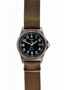 【送料無料】腕時計 ウォッチウォッチストラップorologio militare quarzo mwc g10 lm military watch desert strap