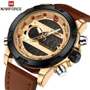 【送料無料】腕時計 ウォッチトップ#クォーツファッションスポーツnaviforce top luxury men039;s quartz waterproof watches men fashion sports cloc