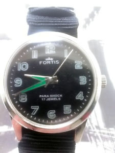 【送料無料】腕時計 ウォッチビンテージフォルティスセントスイス195645 watch montre vintage 70s fortis mvt fhf st96 swiss made 17 jewels