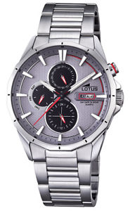 【送料無料】腕時計 ウォッチマルチファンクションメンズウォッチlotus multifunktion herrenuhr 183193