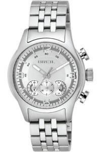 【送料無料】腕時計 ウォッチクロノシルバーサブorologio uomo breil globe tw0773 chrono bracciale acciaio silver sub 100 mt dd