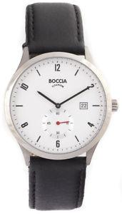 【送料無料】腕時計 ウォッチメンズチタンウォッチboccia 360601 herrenuhr titan
