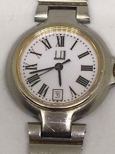 【送料無料】腕時計 ウォッチダンヒルスイスクオーツdunhill swiss quartz watch, working