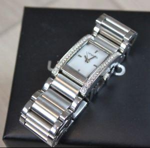 【送料無料】腕時計 ウォッチウンガロレディースステンレススチールungaro womens stainless steel wrist watch
