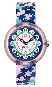 【送料無料】腕時計 ウォッチロンドンフラワーガールウォッチflik flak london flower uhr fr mdchen fbnp080